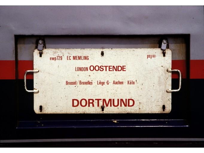 Set Dortmund - Oostende EC Memling