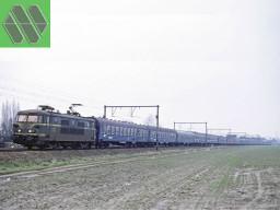 MW1904 / III 2021 / Set 2 Brussels-Port Bou INT 1439/1440 Camino Azul Railtour II (1974-1982)