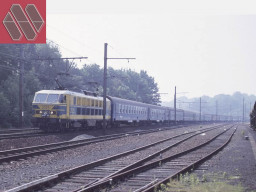 MW1905 / SOLD OUT / Set 1 Brüssel-Rimini INT 1290/1291 Freccia Del Sole Railtour II (1974-1982)