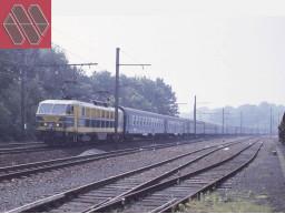 MW1906 / SOLD OUT / Set 2 Brussel-Rimini INT 1290/1291 Freccia Del Sole Railtour II (1974-1982)
