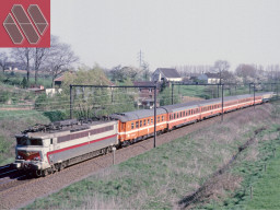 MW1907 / SOLD OUT / Set Amsterdam-Paris INT 282 (1986)