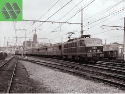 MW2114 / I 2022 / Set Brussels-Milan INT 391 (1979)