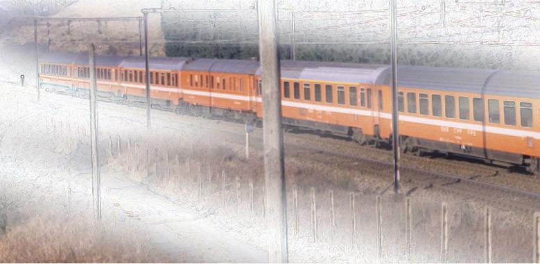 FULL TRANSPOSITION OF INTERNATIONAL TRAINS.
